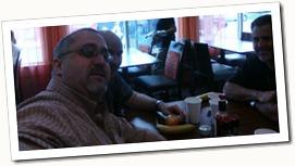 Breakfast at the Residence Inn
